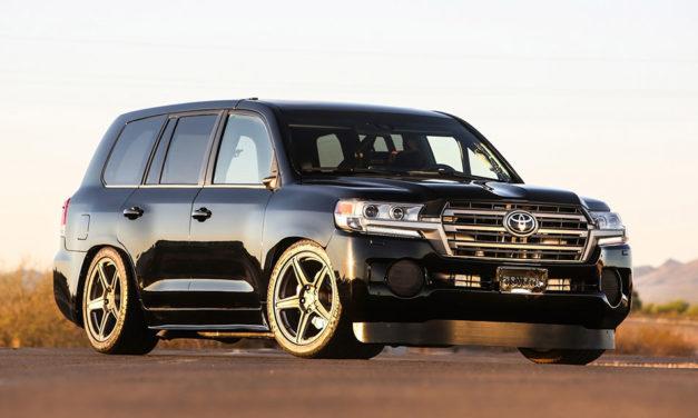 Toyota tuning – avagy Viva, Las Vegas!