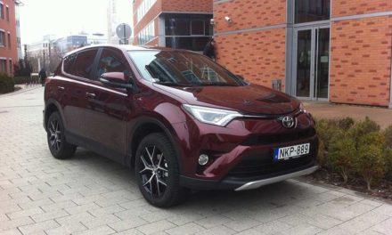 Toyota RAV4 teszt – A rokonsághoz igazítva