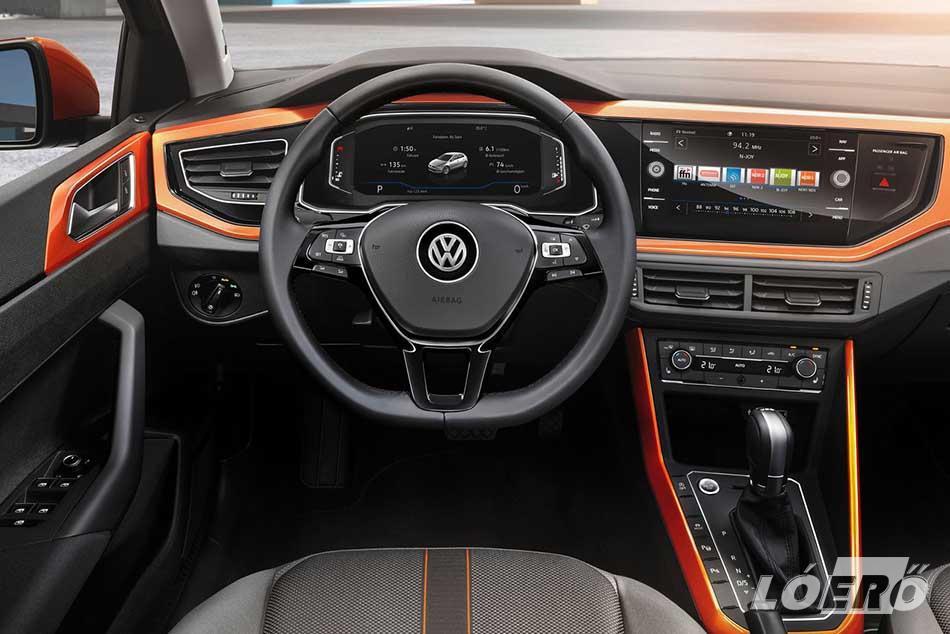 A Volkswagen Polo 2017-ben már jóval nagyobb helyet kínál vezetője és utasai számára egyaránt