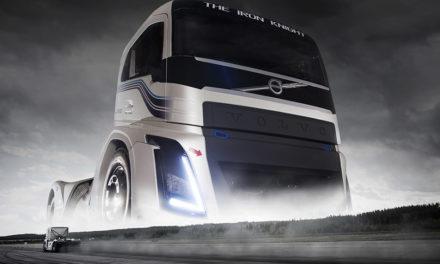 A Volvo kamion ismét a világ leggyorsabb teherautója lett.
