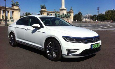 VW Passat GTE 1.4 TSI Plug-In-Hybrid – Nem olcsó, de legalább jó