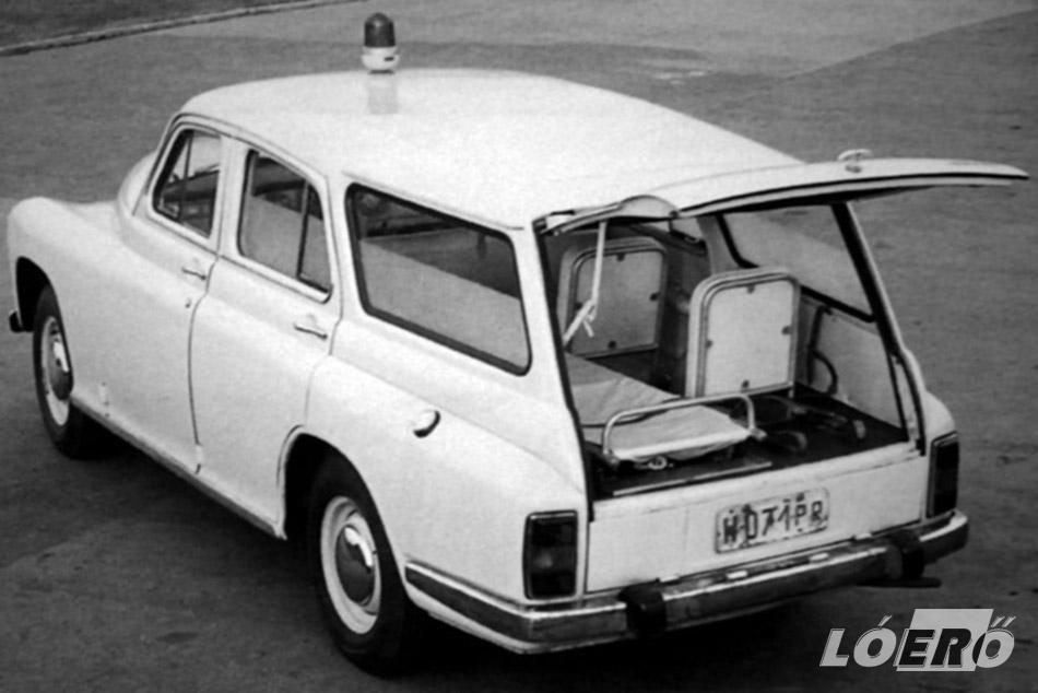 Itthon rendőrautóként, taxiként, betegszállítóként, kisteherautóként rótta az ország útjait a több ezer Warszawa autó.