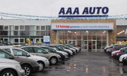 Az AAA AUTO Fóton hivatalosan is megnyitotta új telephelyét