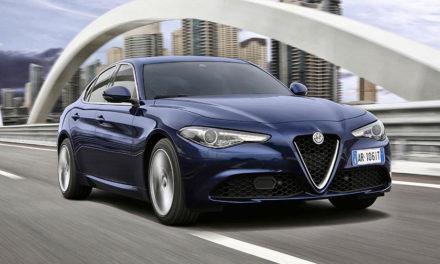 Alfa Romeo Giulia 2016 – Simán ötcsillagos lett a szépség