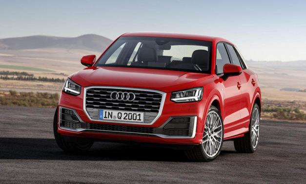 Új Audi Q2 – A mindennapokra tervezve