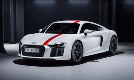 Itt az Audi R8 V10 RWS