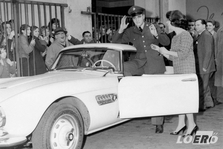 Egy BMW 507 Elvis Presley tulajdonában is volt. A kultikus veterán autó felújítását a BMW csapata restaurálta 2016 nyarán.