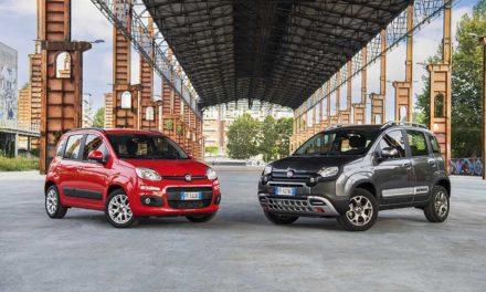 A Fiat Panda 2017-ben is hozza a kötelezőt