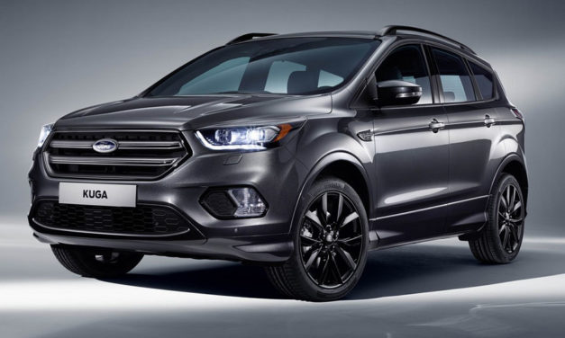 Jön a Ford Kuga ST Line változata