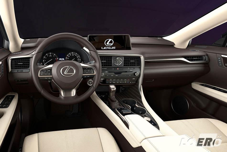 A Lexus RX tökéletesen ötvözi egy SUV sokoldalúságát és egy luxusszedán utazási kényelmét.