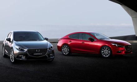 A Mazda3 2017-es bevezetése és a G-vectoring szabályzás