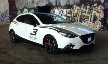 Mazda 3 tuning X-Tomi Edition