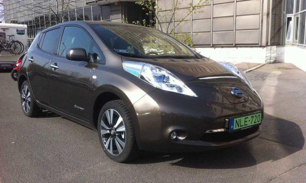 Nissan Leaf – A hosszútávfutó