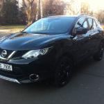 Nissan Qashqai Black Edition – Egy kis fekete mágia