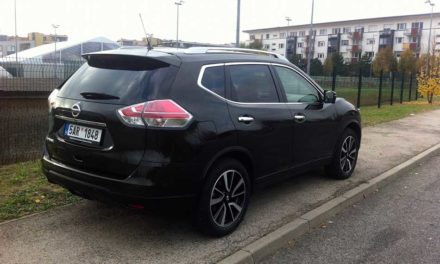 Nissan X-Trail 1.6 dCi Tekna – A csúcsok csúcsa