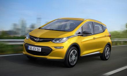 Párizsban mutatkozik be az új Opel Ampera-e
