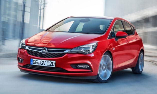 Opel Astra CNG – Mert a jövő mindenkié