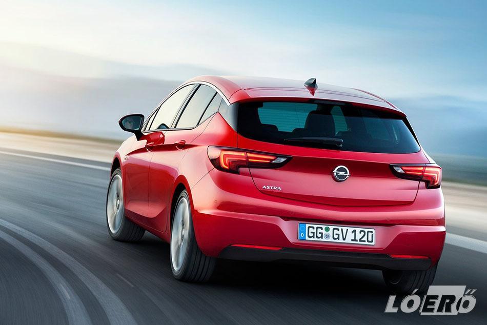 Az Opel Astra CNG fogyasztása városban 5.7, országúton 3.3, vegyes használat esetén pedig 4.2 kilogramm körül alakul 100 kilométeren.