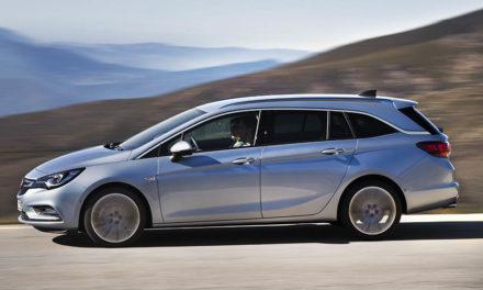 Nagy kedvenc lett az Opel Astra