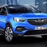 Új Opel Grandland X