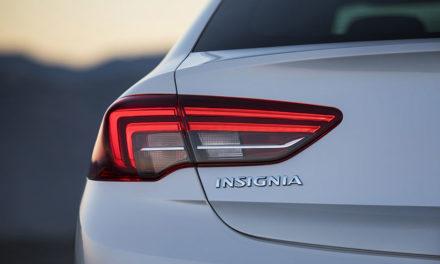 Itt az új Opel Insignia Grand Sport