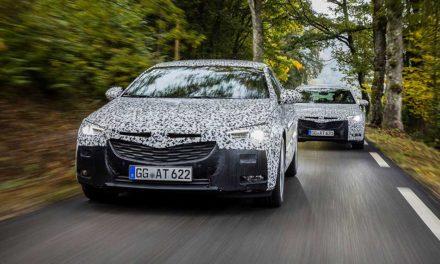 Márciusban itt az új Opel Insignia Grand Sport