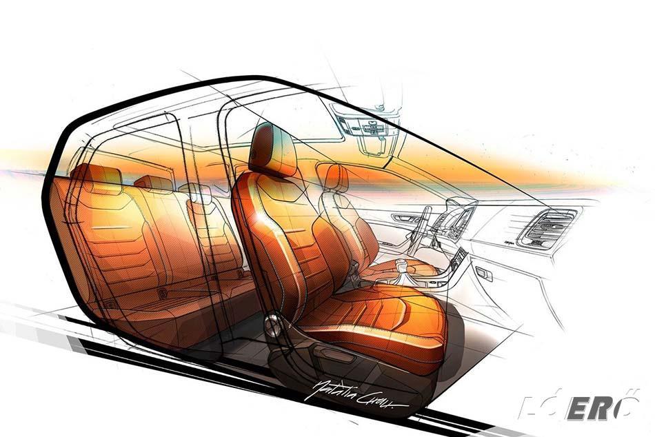 A tervek megvalósításán, a Seat modellek elkészítésén több mint 2.000 robot dolgozik.