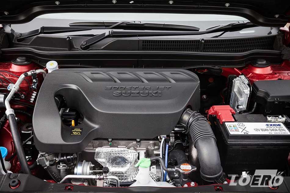 Az SX4 S-CROSS megkapta a Suzuki egyik legjobb aggregátját, ami környezetbarát működés mellett garantál igen dinamikus teljesítményt.