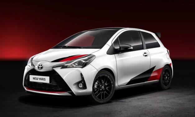 Új Toyota Yaris – Méregzsák