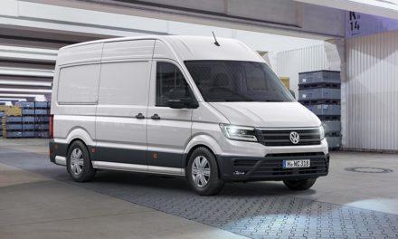 Kedvezőbb árral jön az új Volkswagen Crafter 2017-ben