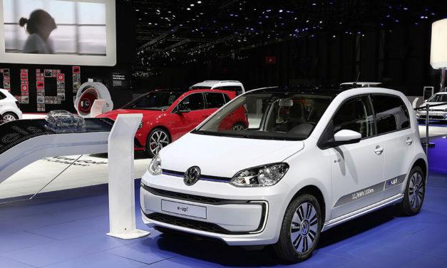 Volkswagen e-up! – Érkezik a gazdaságosság világbajnoka