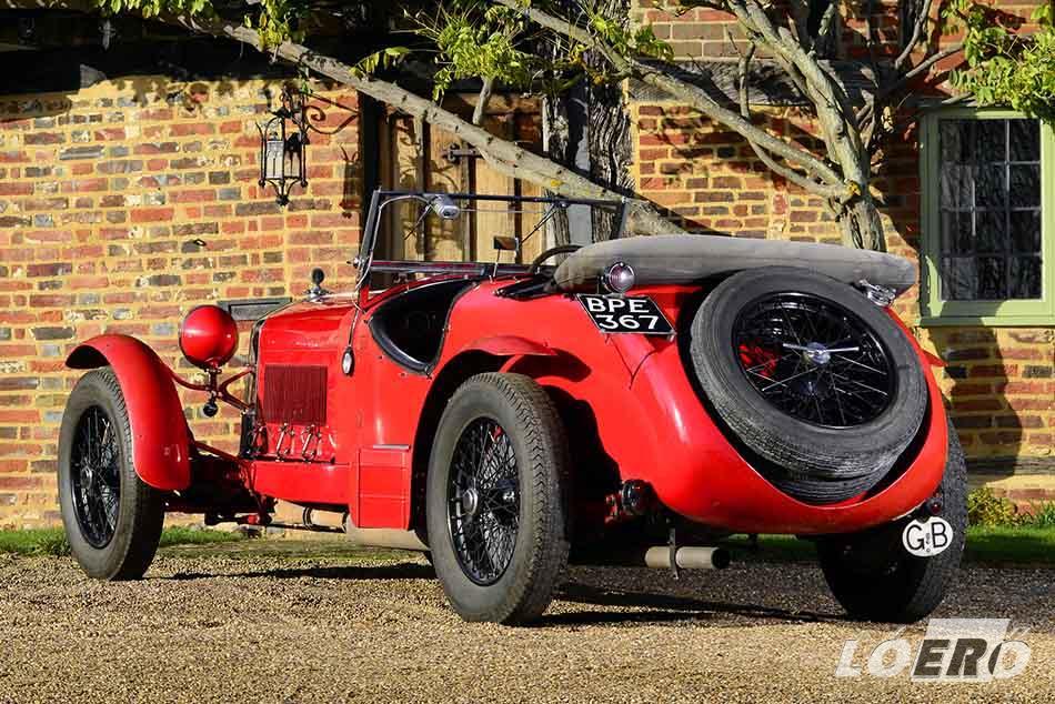 Az Alfa Romeo 8C vitathatatlanul az 1930-as évek egyik leguniverzálisabb sportkocsija volt.