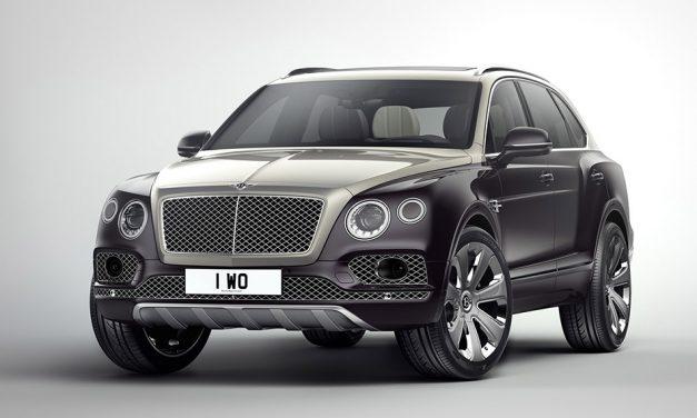 Bentley Bentayga Mulliner tuning – Bentley terepjáró luxus módra