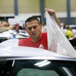 Magyar autófóliázó a világ élvonalában