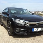Honda Civic Sedan teszt – 1.5 VTEC Turbo Executive CVT