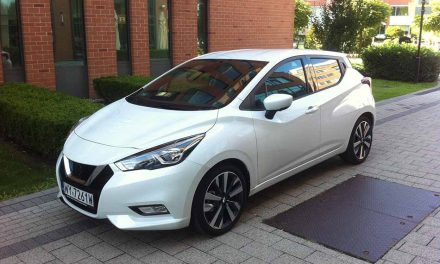 Új Nissan Micra 0.9 IG-T Tekna – Japán ékszerdoboz