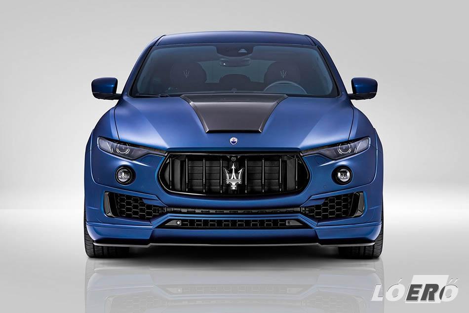 A Novitec a Maserati Levante átfaragásának sem tudott ellenállni.