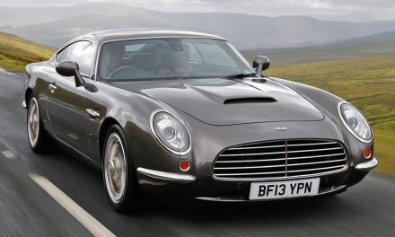Speedback GT – Múltidéző jövőkép