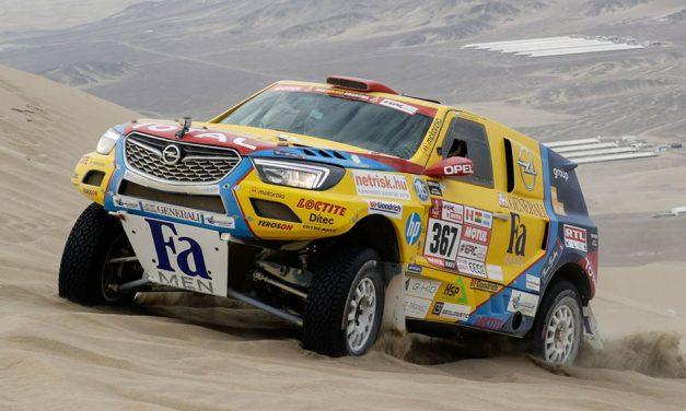 40. Dakar Rali – Amit csak tehettek, megtették