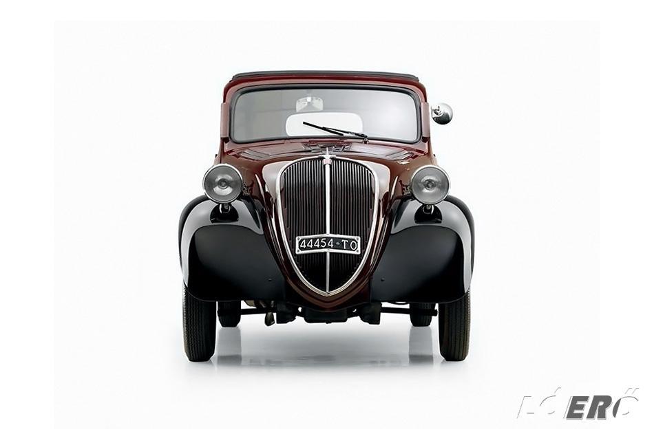 A Fiat Topolino a szinte mindenki számára elérhető álmot jelentette a maga korában.