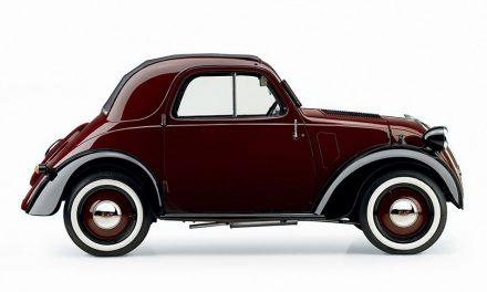 Fiat Topolino – Egérkamion