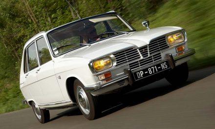 Renault 16 – A felemás