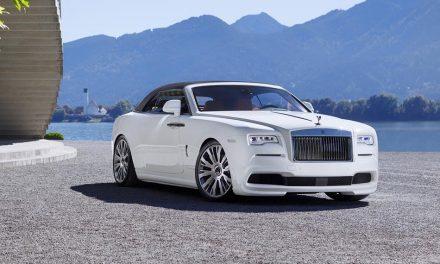 Rolls-Royce Dawn tuning a Spofectől – Hajnali szellő