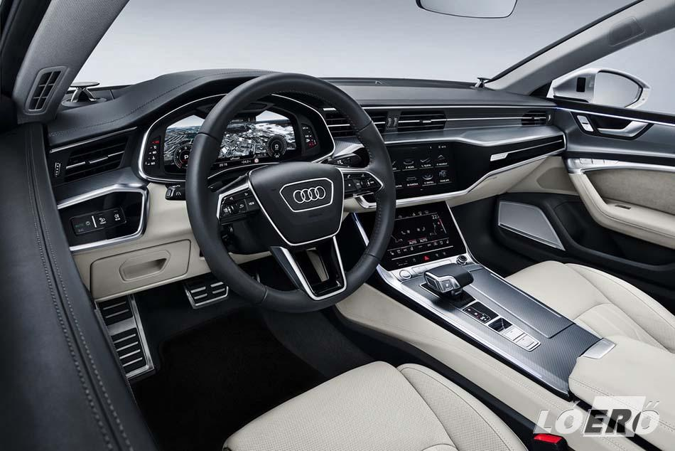Az Audi A7 Sportback már egy új formai nemzedéket képvisel, ahol a luxust és a dinamizmust tökéletesen ötvözték, és amit az új A8-ban már tetten érhettünk.