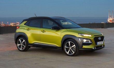 Tavasszal itt az elektromos Hyundai Kona