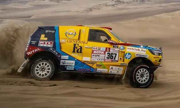 40. Dakar Rali – Csalódott, de nagyon elszánt