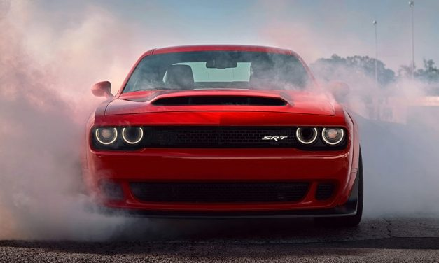 Dodge Challenger SRT Demon – A Sprinter