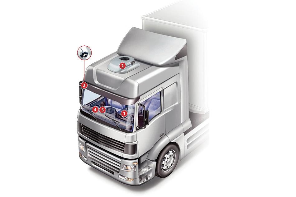 Haszongépjármű felszerelések, hogy munkáját megkönnyítsük