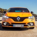 Négykerék-kormányzással jön az új Renault Megane RS