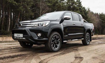 Jubileumot ül a Toyota Hilux